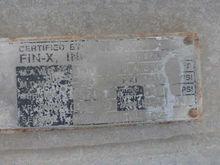 2009 FIN-X, INC. 874-3872 Air F