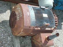 GENERAL ELECTRIC 222-5031 Motor