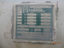 FABSCO 795-2401C Heat Exchanger
