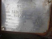 Used SUMMIT 2196STO