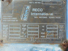 BY RECO INTERNATIONAL 586-309 H