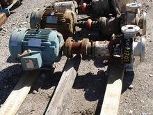 DURCO MW-P1703 Pumps