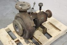 Durco  Pump, 3 X 4 X 10H
