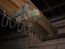 P&h  Complete Crane, 8 Ton Brid