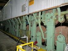 """(46) Beloit Dryer Can, 106.5"""" F"""