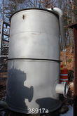 Stainless Steel Tank, 11' Tall,