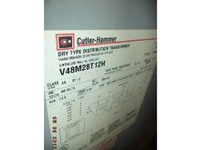 CUTLER HAMMER TRANSFORMERS, 112