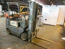 Used TCM Forklift FC