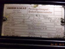 Intramat Permanent Magnet Motor