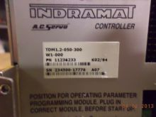 Indramat Controller Type:TDM1.2