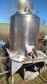 300 gal. Stainless Steel Tank