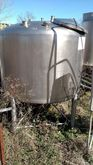 600 gal. Stainless Steel Tank