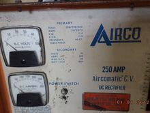 AIRCO Airomatic C.V.Welding Mac
