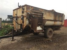 Used ROTO MIX 620-16