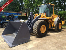 Used 2009 Volvo L120