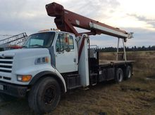 1997 Ford Boom Truck