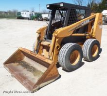 Used Case CE 430 Skid Steer Loader for sale | Machinio