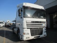 Used 95 Xf 480 4X2 Tractor for sale  DAF equipment & more