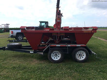 2005 Friesen 4 box seed tender