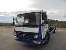 2006 Mercedes Atego 815