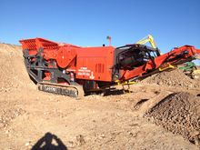 Used Terex Finlay J-