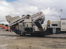 Used Terex Finlay C-