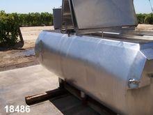 600 gallon Valco, Farm tank #18