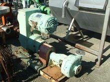 Wemco, 15 HP Centrifugal Pump #