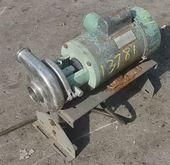 Ladish Tri Clover, 3/4 HP Pump