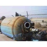 2000 gallon Pfaudler, Reactor m