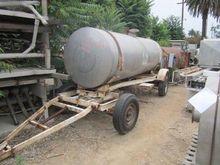950 gallon Transport Tank #5660