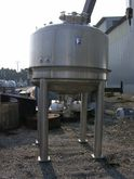 2,000 liter Feldmeier, Reactor