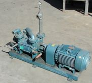 Kinney, 15 HP Vacuum Pump model
