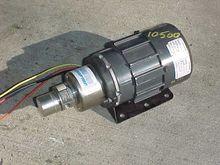 Micro Pump, 1/20 HP Magneticall