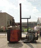 350 gallon Jacketed Tank #59693