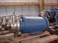 Waukesha, 2 HP Centrifugal Pump