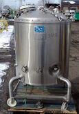 100 gallon DCI, Reactor #62408p