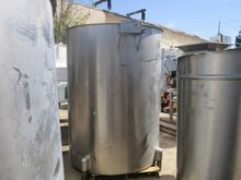 1,037 gallon Chem Tek, Storage
