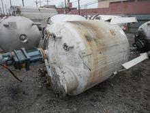 800 gallon Alloy Fab, Mix tank