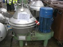 Westfalia, Clarifier Centrifuge