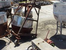 100 gallon Lee Metal Products,