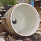 300 gallon Pfaudler, Glass Line
