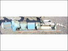 Moyno, 7 HP Pump type 1FFJ6SSE