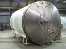 10,000 gallon DCI, Refrigerated