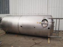 3,000 gallon Custom Metalcraft,