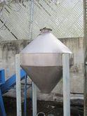 100 gallon Double Cone Bottom T