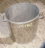 18 gallon Open Top Batch Tank #