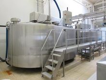 Cheese Production Equipment #71