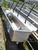 10' pipe Wash Tank #7187p-