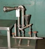 Jet Mill, stainless steel with